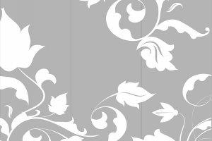 Пескоструйные рисунки - листья