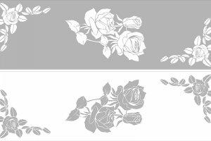 Пескоструйная рисунки - розы