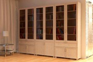 """Книжный шкаф """"КНШ-3"""""""