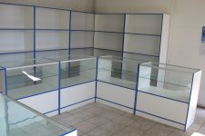 Мебель для торговли по индивидуальным размерам