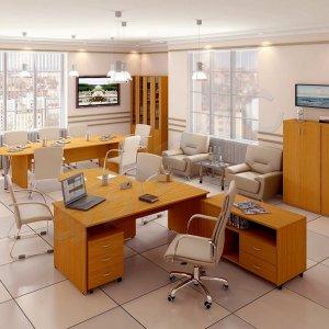 Каталог офисных столов, брифинг-приставок